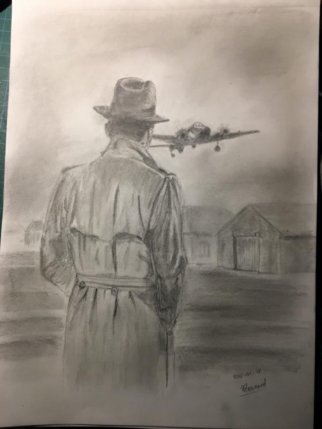 Humphrey Bogart por fraber062b